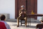 Un mundo raro, un cuento chiquito en Vilaflor de Chasna. Tenerife